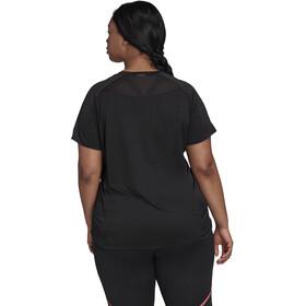 adidas OWN The Run Response Aeroready SS Tee Women, zwart